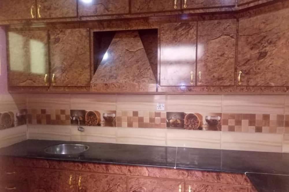 標準雙人房 - 共用廚房