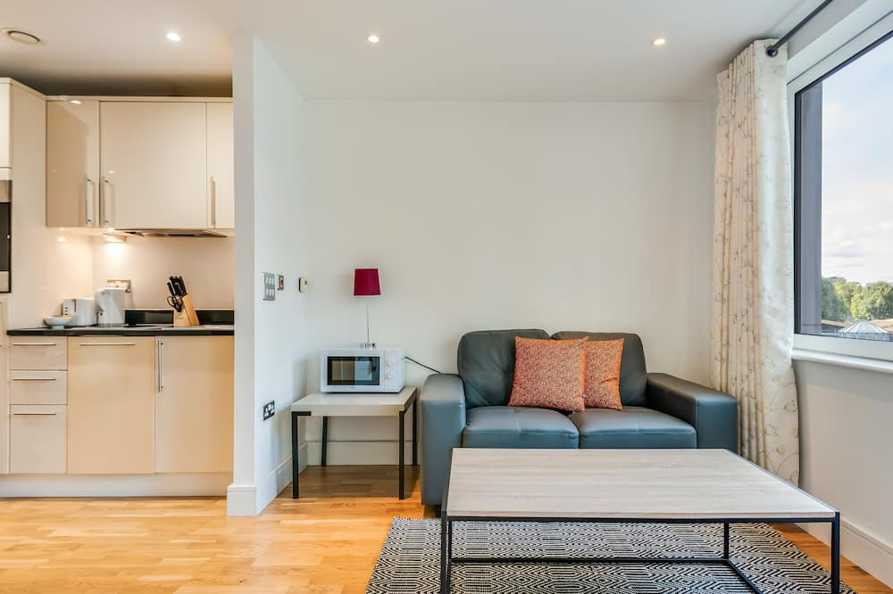 Cosy Studio Apartment in Canary Wharf