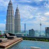 Inviting 1 Bed Apartment in Kuala Lumpur