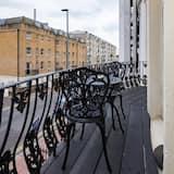 Basic Apartment, 2 Double Beds - Balcony