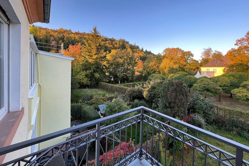 豪華公寓, 獨立浴室 - 陽台景觀