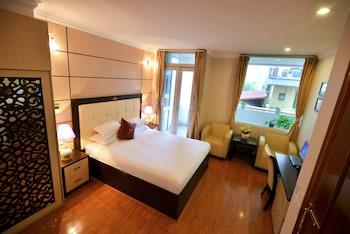 Foto van Golden Cyclo Hotel in Hanoi