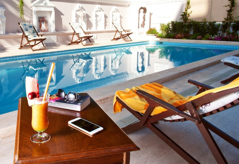Triana Hotel, Antalya, Außenpool