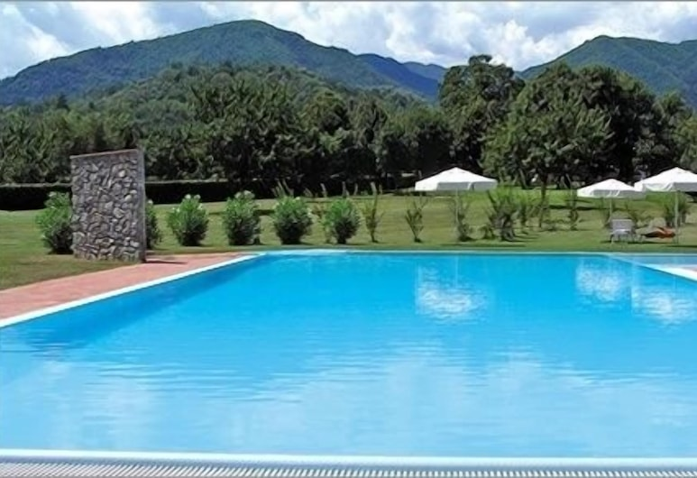Cà del Moro Resort, Pontremoli, Piscina all'aperto
