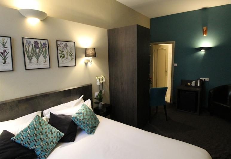 Garlande Hotel Avignon Centre, Avignon, Pokój dwuosobowy typu Deluxe, Pokój