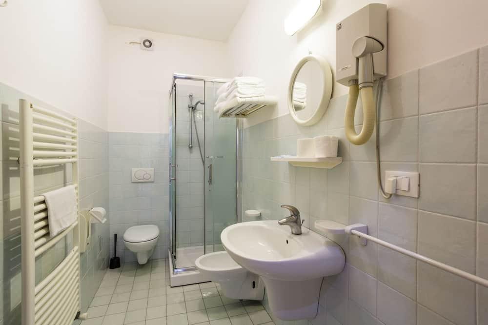 Departamento, 1 habitación, balcón - Baño