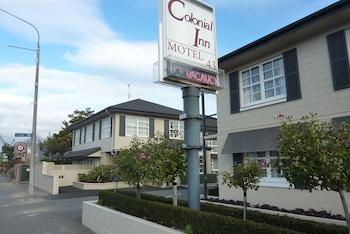 Fotografia do Colonial Inn Motel em Christchurch