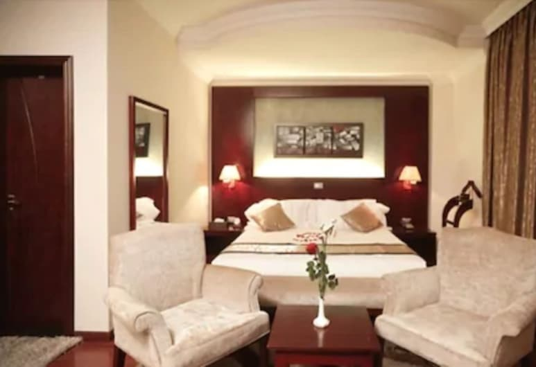 Sidra International Hotel, Addis Ababa, Standard Room, Guest Room