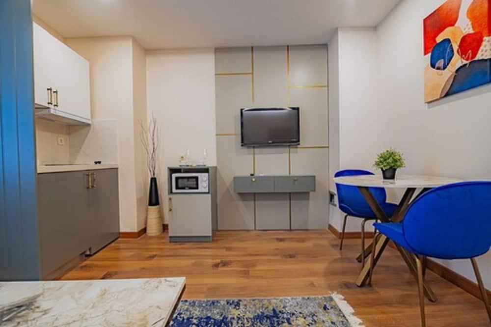 Presidential-Apartment - Wohnbereich