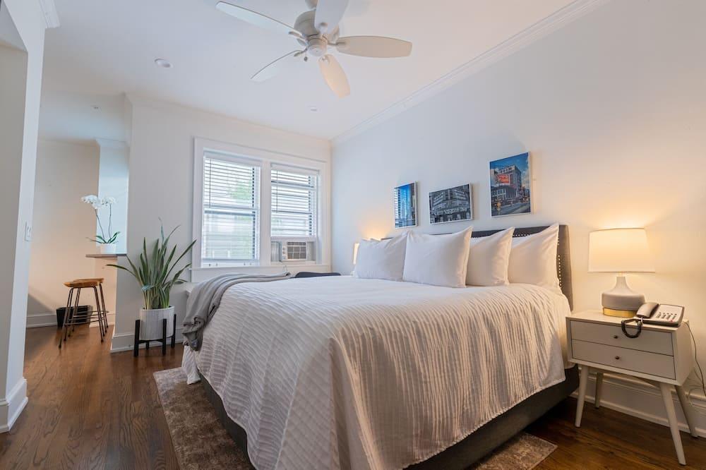 Premier-værelse - 1 queensize-seng - Værelse
