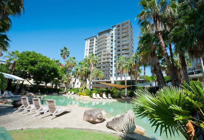 Bridgewater Apartments, Kangaroo Point, Pool