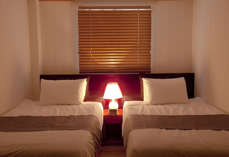 Hotel Daewoo Inn, Seoul, Standard Twin Room, Guest Room