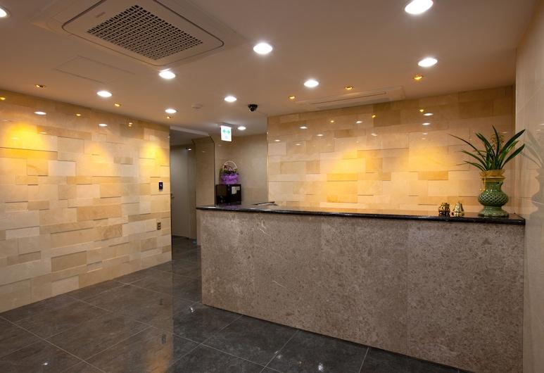 大宇酒店, 首爾, 櫃台