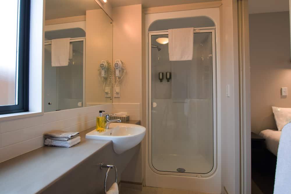 高級開放式客房 - 浴室