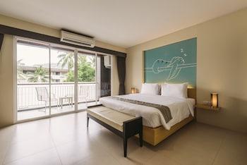巴東巴東海灘提拉斯酒店的圖片