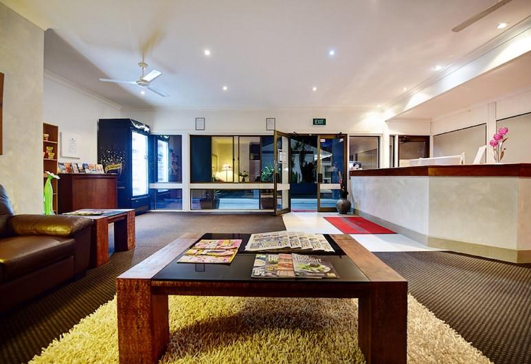 Comfort Inn Premier, Coffs Harbour, Vastaanotto