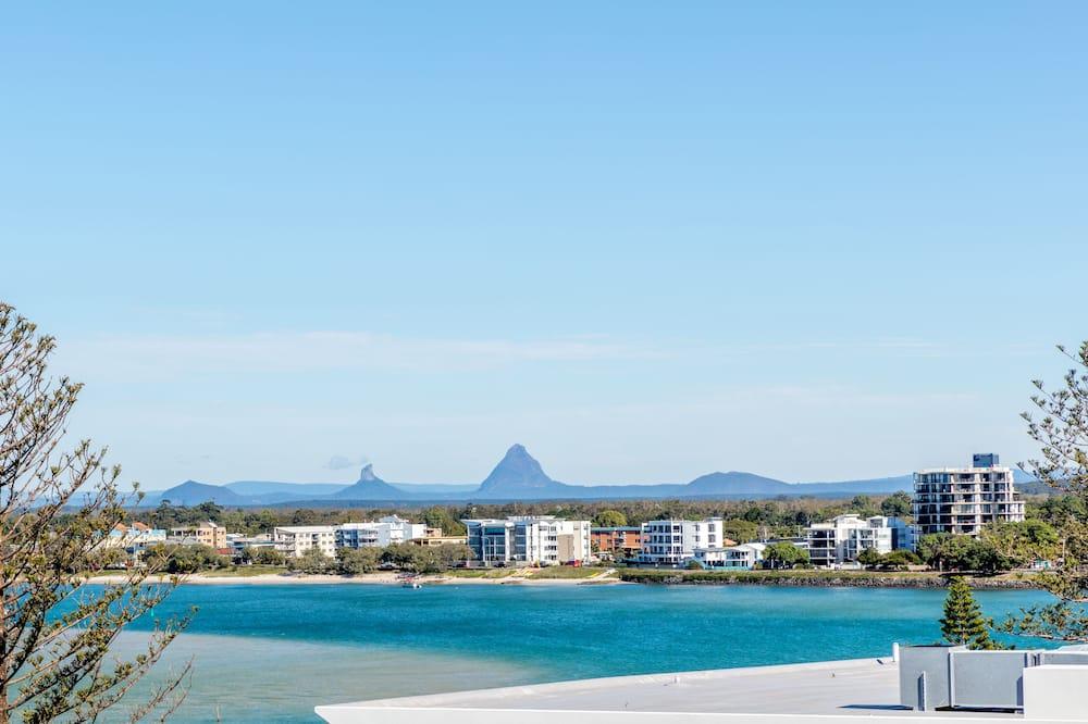 Apartament typu Panoramic, 1 sypialnia, widok na ocean - Z widokiem na plażę/ocean