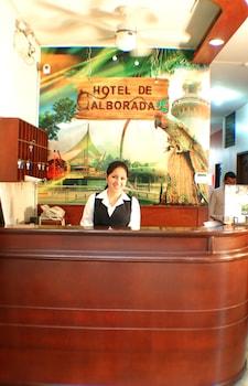 과야킬의 호텔 데 알보라다 사진