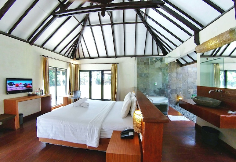 THE BATU Hotel & Villas, Batu, Romantic Cottage, Guest Room