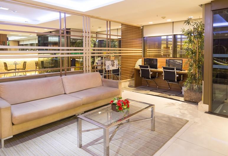 Atlântico Rio 飯店, 里約熱內盧, 大廳休息區
