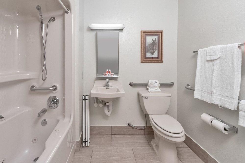 Standardzimmer, 1 Queen-Bett, Nichtraucher - Badezimmer