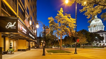 Enter your dates to get the Madison hotel deal