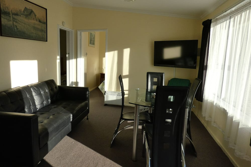 Štandardný apartmán, 2 spálne, nefajčiarska izba, kuchyňa - Obývacie priestory