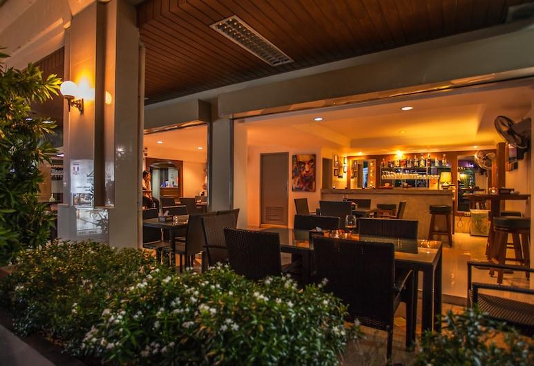 BE Baan Paradise, Patong, Hotelový salonek