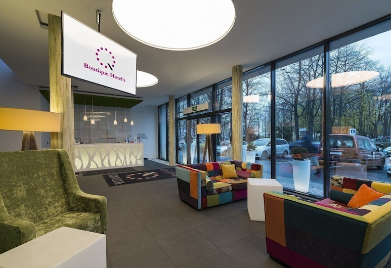Boutique Hotel's, Wroclaw, Λόμπι