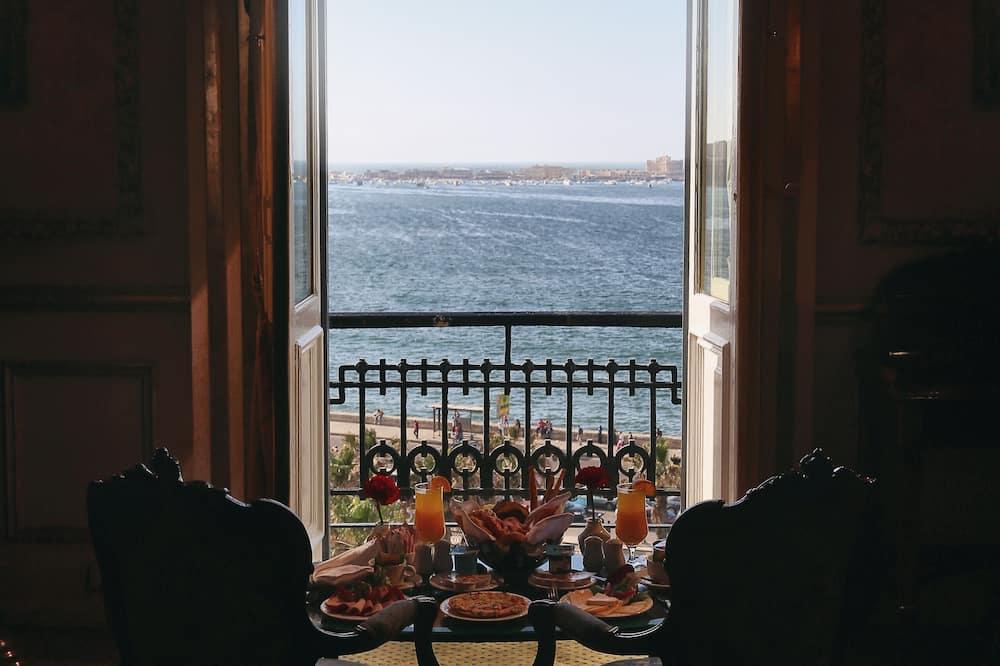 エグゼクティブ スイート シービュー - 部屋からの眺望