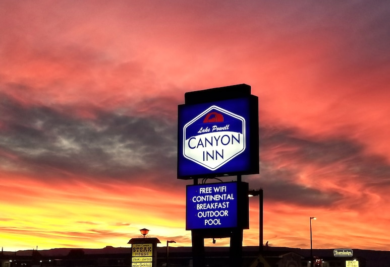 Lake Powell Canyon Inn, Page