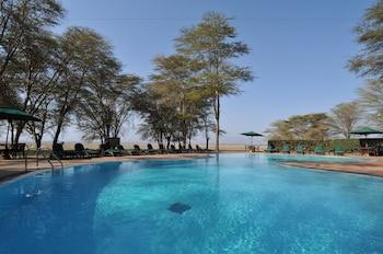 A(z) Ol Tukai Lodge Amboseli hotel fényképe itt: Amboseli