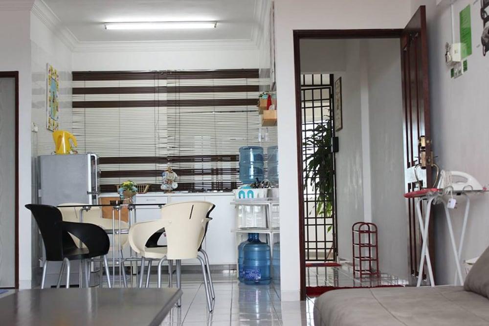 N Park Homestay Penang Interior Entrance