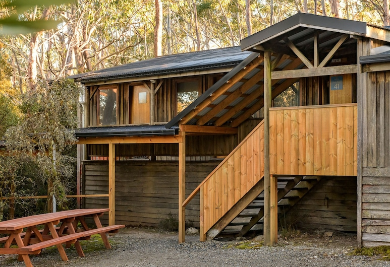 Discovery Parks - Cradle Mountain, Cradle Mountain, Economy Dorm (Shared Amenities), Terrace/Patio