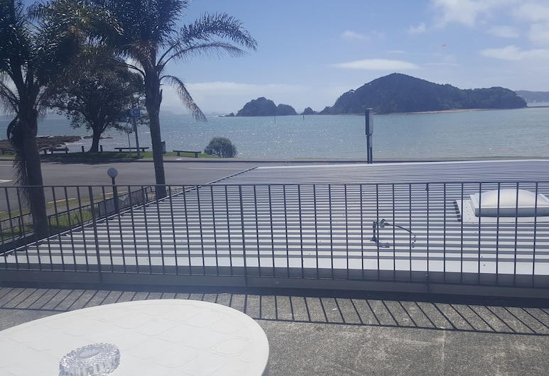 Bayview Motel, Paihia, Apartment, 1 Bedroom, Sea View (1-5 People), Terrace/Patio
