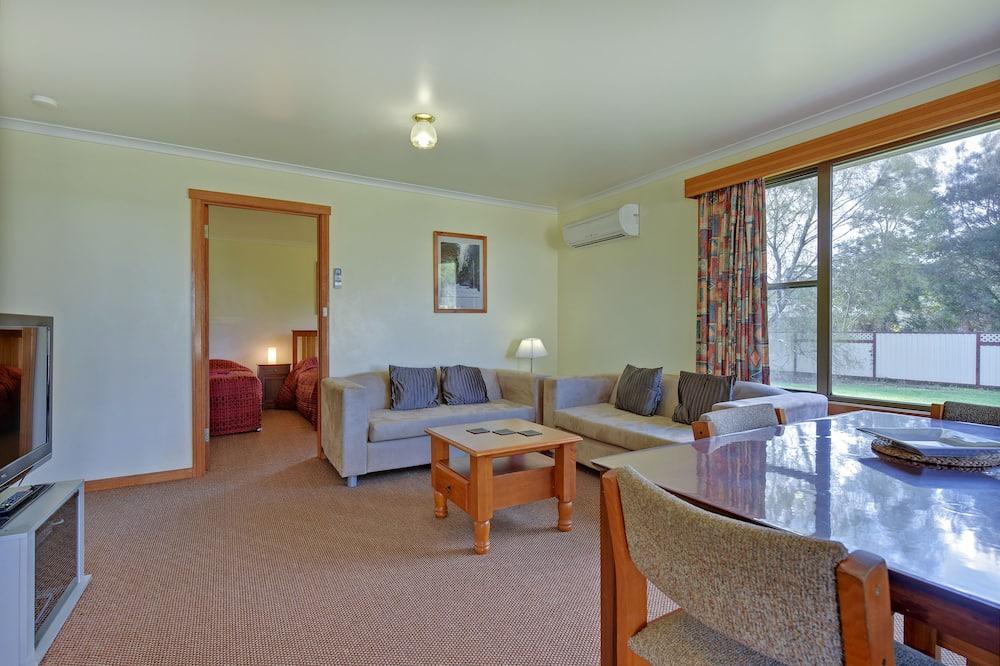 Superior-Apartment, 2Schlafzimmer (Garden) - Wohnbereich