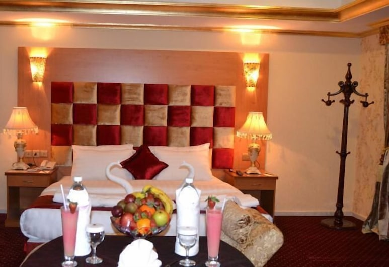 Palestine Hotel Makkah, Mekka, Wohnbereich