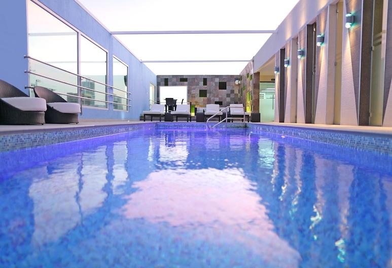 Hampton by Hilton Panama, Panama City, Takterrasspool