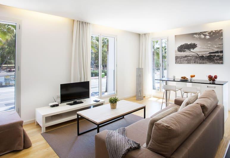 Durlet Beach Apartments, Barcelona, Huoneisto, 1 makuuhuone (2 pax), Huone