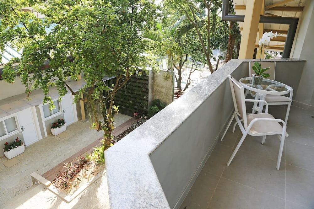 Suite Master - Balcony