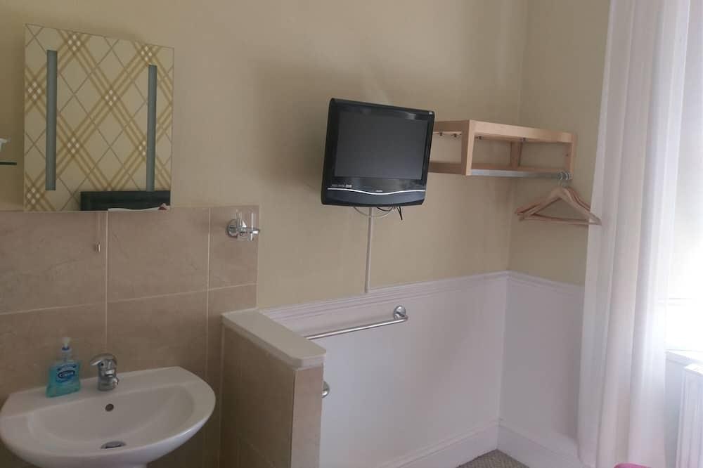 Pokój dla 1 osoby, prywatna łazienka - Łazienka
