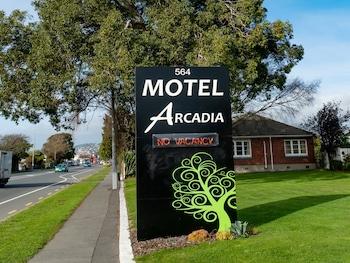 Christchurch bölgesindeki Arcadia Motel resmi