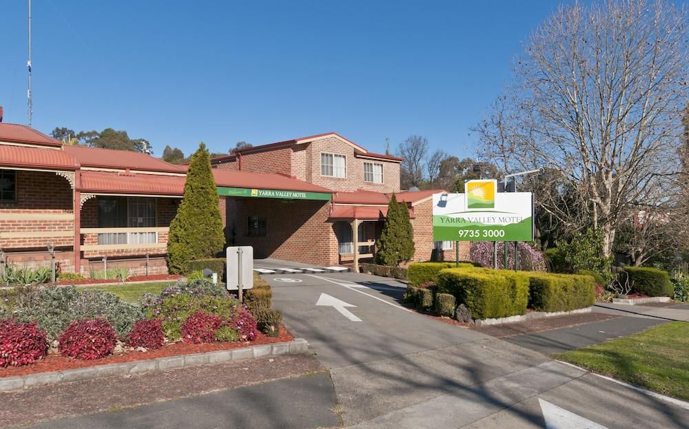 Yarra Valley Motel, Lilydale