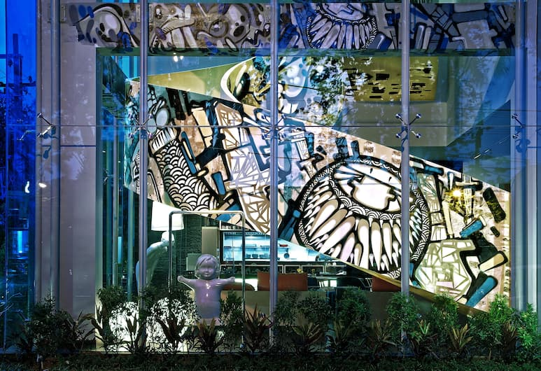 ARTOTEL, Surabaya, Interior Hotel