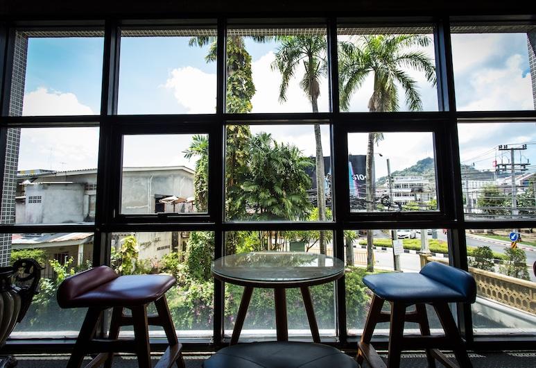 Quip Bed & Breakfast Phuket Hotel, Phuket, Salonek ve vstupní hale