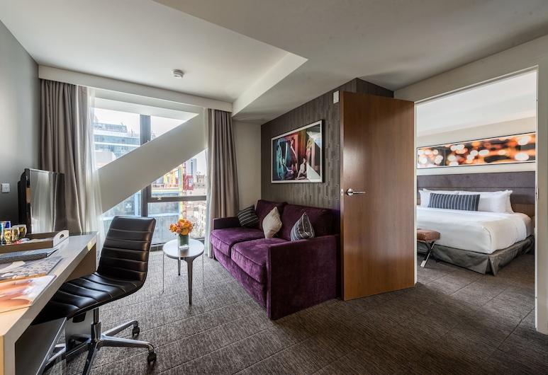 The Godfrey Hotel Chicago, Chicago, Suite, 1 Schlafzimmer, Zimmer