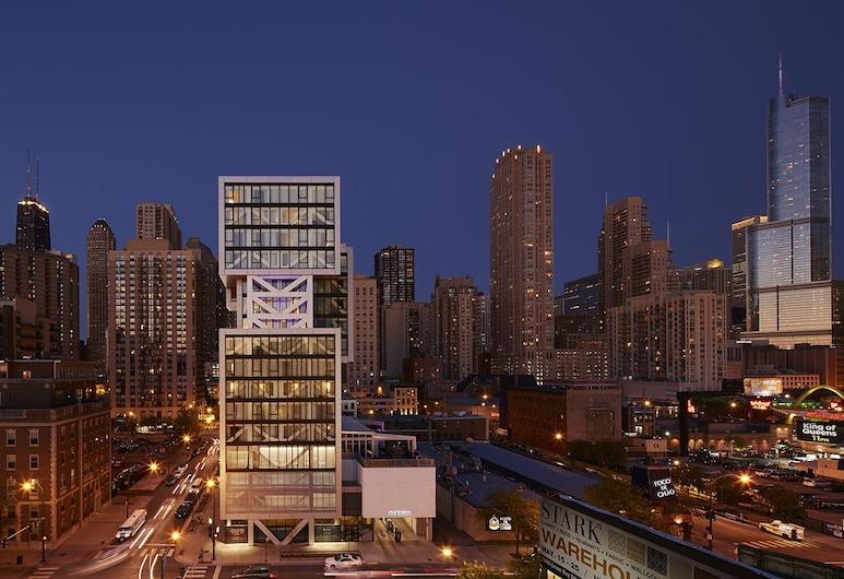 ザ ゴドフリー ホテル シカゴ, シカゴ, 航空写真