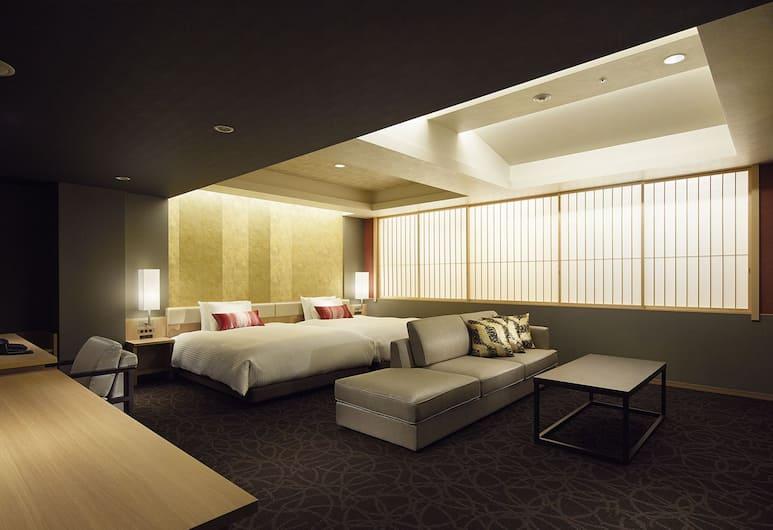 京都新町別邸三井花園酒店, Kyoto, 行政雙床房, 非吸煙房, 客房