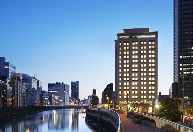 Mitsui Garden Hotel Osaka Premier, Osaka, Exterior