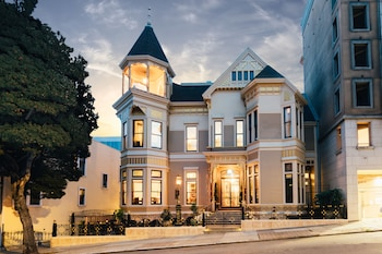 Picture of Mansion on Sutter in San Francisco